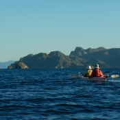 BC double kayak 9x6