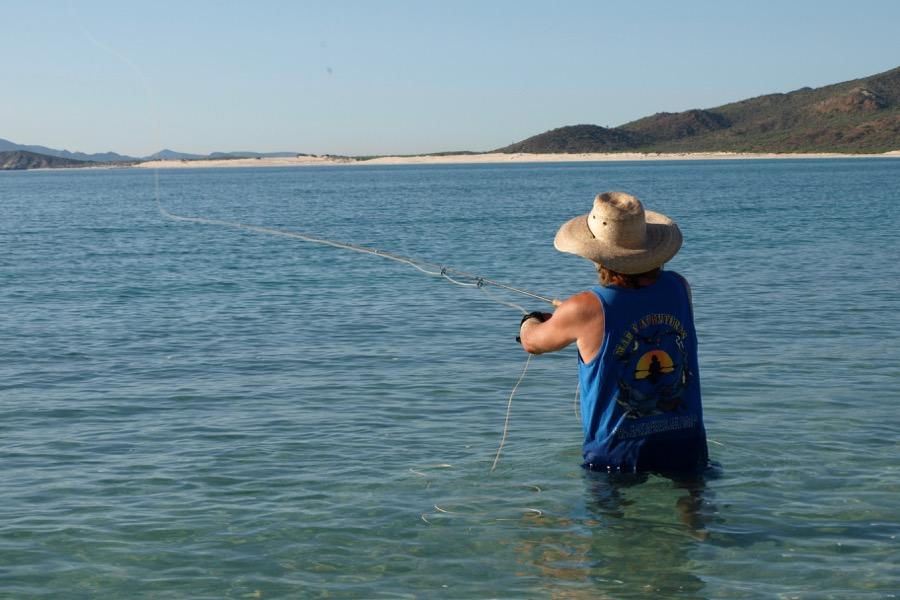 ES:fishing Doug fishing 9x6