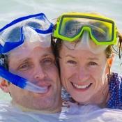 ES:IH smiling snorkelers 9x6