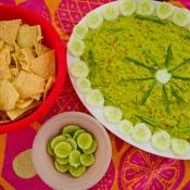 All guacamole 9x6