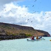 ES:BWE sea kayaks and frigates 9x6