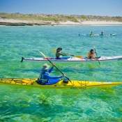 IH 3 kayaks clear waters 9x6