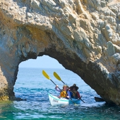 IH double paddling in arch 9x6