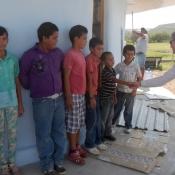 IH school children in village 9x6
