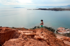 IH:BC scenic view with Erin 9x6