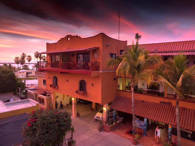 La Paz Hotel Posada LunaSol