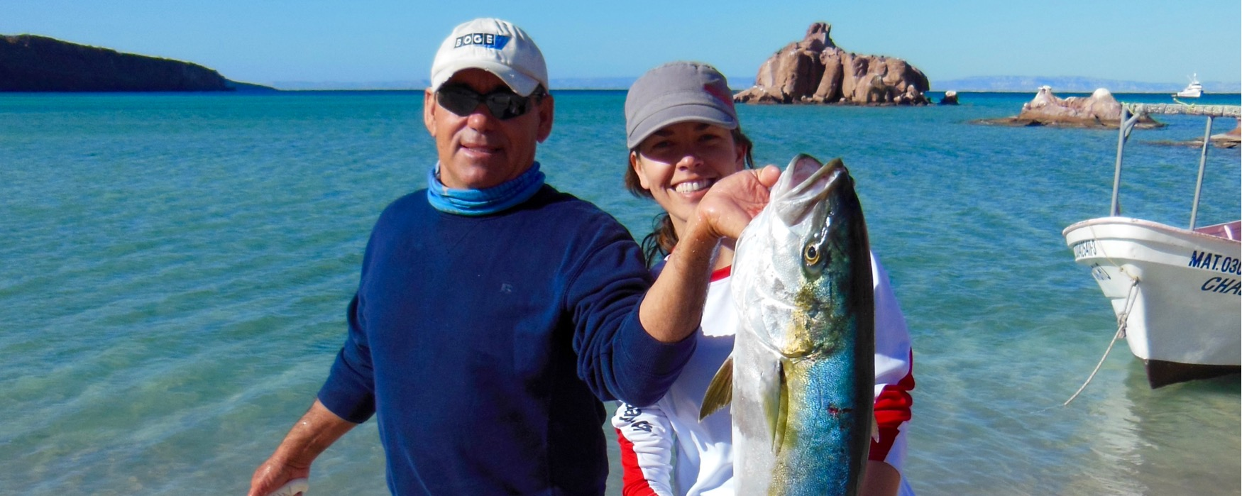 Fishing La Paz Bay and Espiritu Santo Island (3 nights)